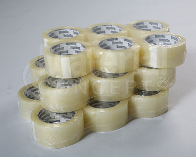 "2"" x 110yd Packing Tape - 18"
